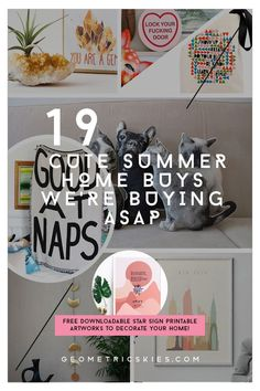 19 cute Summer home buys we're buying ASAP #smallapartmentdecorating #studioapartmentdecorating #modernapartmentdecorating #cozyapartmentdecorating #firstapartmentdecorating Bridal Gifts For Bride, Bridesmaid Gifts From Bride, Will You Be My Bridesmaid Gifts, Rental House Decorating, Apartment Decorating For Couples, Interior Decorating Tips, Birthday Gifts For Best Friend, Birthday Gifts For Teens, Mom Birthday Gift