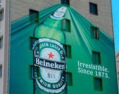 Heineken, los mejores ejemplos de una marca con publicidad a lo grande