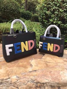 67b053d4d019 Fendi 2 Jours bag black  fendipurse  suedehandbags Suede Handbags