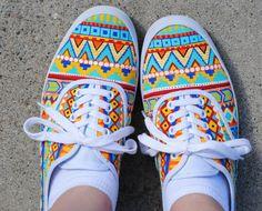 Aztec Shoes