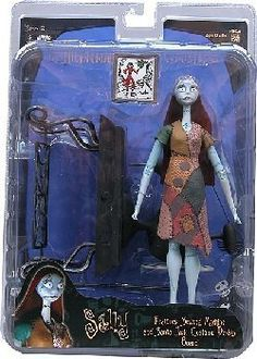 NECA Tim Burtons The Nightmare Before Christmas Series 3 Action Figure Sally by Nightmare Before Christmas *** Check out this great product.