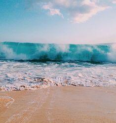 Beach days.
