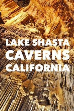 Visit Lake Shasta Caverns Things To Do in Redding, California Redding California, California Camping, Mount Shasta California, Northern California Travel, California Vacation, San Diego, San Francisco, Weekend Trips, Weekend Getaways