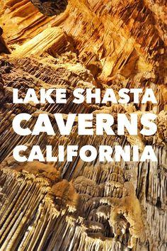 Visit Lake Shasta Caverns   Things To Do in Redding, California
