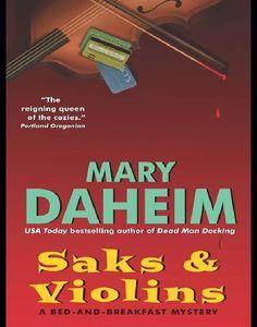 Saks & Violins - Mary Daheim