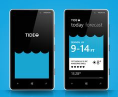 surf guide app