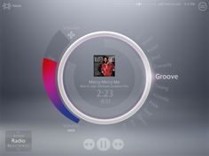 Music Player by Stefan Poulos