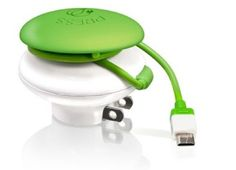 CES 2012: Travel Charger Shuts Off Power When Your Battery Is Full