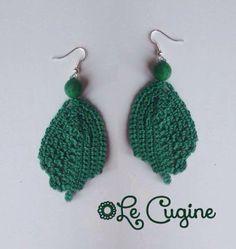 Lecuginecreazioni#handmade#foglie#crochet