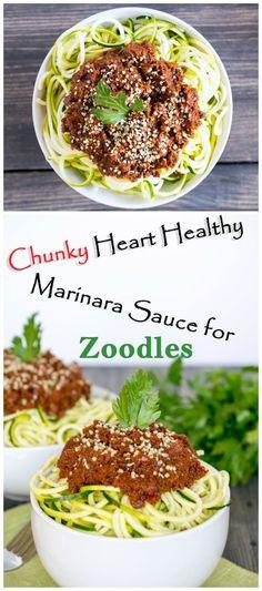 Raw, Vegan, Gluten-Free Marinara sauce for zuchinni noodles with a special ingredient! (scheduled via www.tailwindapp.com)