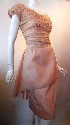 ~1950s pink organza dres~      Dorothea's Closet Vintage archives