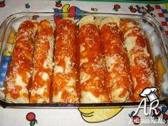 canelones: Argenttinos... Italianos.... no importa. Los de mi mami son los mejores!