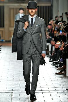 Hackett London: Menswear autumn/winter 2013-14