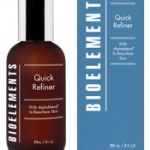 Bioelements Quick Refiner: A product review!