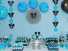 20 Mejores Imagenes De Cumpleanos De Mickey Mouse Baby Mickey