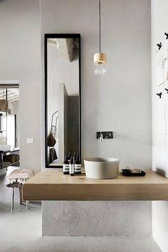 Il Nido, One of a kind villa in Umbria, Italy Home Interior, Interior Design, Bathroom Interior, Riverside House, Interior Minimalista, Tuscan Style, Cheap Home Decor, Home Decoration, Traditional House
