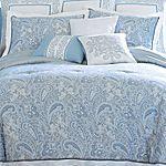 Master Bedroom - Cindy Crawford Lakota Paisley Bedding $179.99