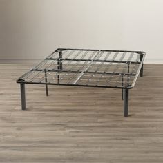 The Bed Frame is a very useful bedding accessory that makes for a practical and stylish way to furnish one's bedroom. This bed frame is made from industrial grade steel, which lends it lasting durability and makes it phenomenally stable when in use. The rugged skeleton of this bed frame is given a fashionably sleek black finish, which makes it pleasing to the eye and highly compatible with most decor schemes. the Bed Frame adheres to industry standards, as it ISTA 3A certified. It requires…