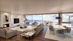 Sala Grande, Interior Architecture, Interior Design, Home Tv, Dream House Exterior, My Dream Home, Home Projects, Future House, Living Room Designs