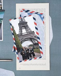 Mini Travel Photo Pages
