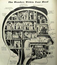 35 infográficos e visualizações Vintage para inspiração