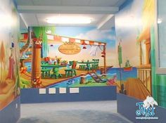 The Juxi project  ( www.juxiproject.com ) was born from the necessity to tell stories by illustrating and painting them on the walls of pediatrics wards, thus helping children in overcoming the shock of being in hospital.  Through the magical language of their imagination, children can give expression to their inner world.  The adults close to them are encouraged to be part of this world; everybody could find  …time to listen and a time to dream…  ---------  Juxiproject nasce dalla…