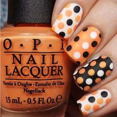 Nail Art Cute, Fall Nail Art, Nail Art Diy, Diy Nails, Cute Nails, Pretty Nails, Halloween Toe Nails, Halloween Nail Designs, Fall Nail Designs