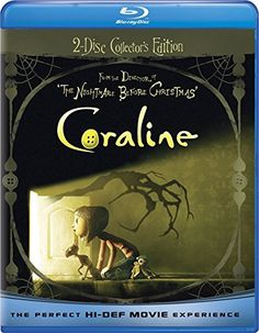 Coraline  2Disc Collectors Edition Bluray * Read more reviews of the product by visiting the link on the image.