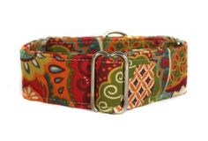 Available at hound-works.com. Durable canvas martingale collar – great for the daily walker.