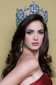 Adriana Vasini, Miss World Venezuela 2010..