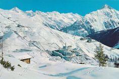 Vom Bergbau zur Bergbahn: Das Werksgelände im Winter. (c) Archiv Franz Warum #tux #finkenberg #gschichten #bergbau #bergbahn
