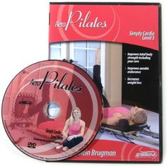 Stamina Level 3 Simply Cardio AeroPilates DVD *** Find out more about the great product at the image link.