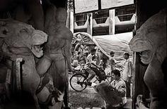 Raghu Rai: Preparing For Durga Pooja, Kolkata by Raghu Rai, 1999
