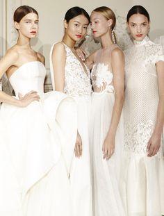 Kaviar Gauche Bridal Couture 2016 | #Hochzeitskleider #Brautkleider #Couture