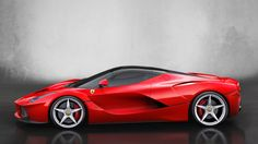 LaFerrari: passion, technology, futuristic design and exclusivity