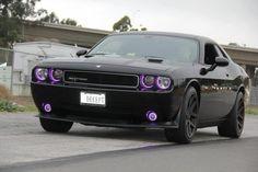 2010 Dodge Challenger Decepticon