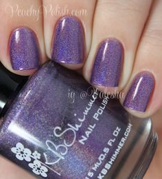 KBShimmer: Spring 2014 Collection | Quick and Flirty