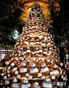 Самые необычные елки со всего мира