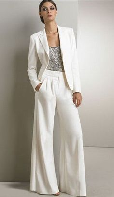 Special occasion pant suits