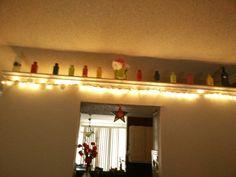 Did the loft using juice bottles