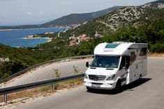 Explore Croatia by camper or motorhome through seven suggested campervan routes, each in duration between 4 and 8 days. Campervan, Motorhome, Croatia, Recreational Vehicles, Road Trip, Explore, Travel, Places, Viajes