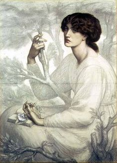 Dante Gabriel Rossetti • The Day Dream