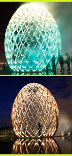 Bio Design — OVO by ACT lighting design