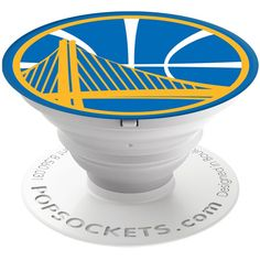 Golden State Warriors Logo PopSockets Cell Phone Accessory