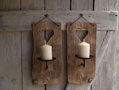 u morkusovic: morkusovic vánoční keramika aneb něco pro svíčky Candle Sconces, Wall Lights, Candles, Home Decor, Plants, Gardens, Xmas, Timber Wood, Appliques