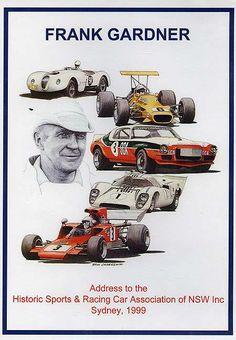 Motor racing books and memorabilia Sports Car Racing, Race Cars, Super Cars, Motor Sport, Classic, Legends, Books, Drag Race Cars, Derby