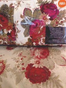 Image detail for Waverly Garden Room Shower Curtain Norfolk Rose