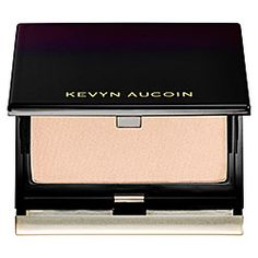 "KEVYN AUCOIN The Celestial Powder in Candlelight - I feel like my skin has been looking a lot older lately and this is one of the things that helps my makeup look a little more glowy/smooth. However, as Kathleen Lights would say, ""dass esspensive!"" $40+ for such a small amount. I will be looking into dupes..."