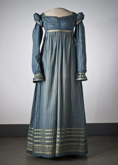 Regency dress 1815