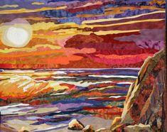 Landscape Art by Grace Erreia,
